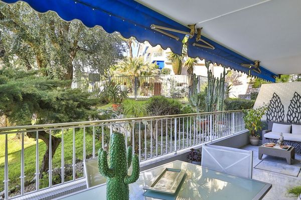 VILLEFRANCHE-SUR-MER - Annonce Appartement à vendre3 pièces - 83 m²