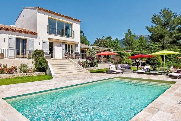 ROQUEFORT-LES-PINS - Annonce Maison à vendre6 pièces - 170 m²