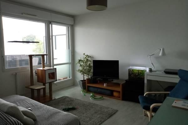 NANTES - Annonce Appartement à vendre2 pièces - 42 m²