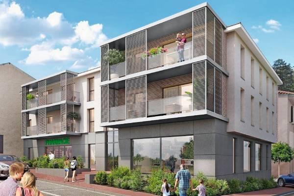 CHARBONNIÈRES-LES-BAINS - Annonce Appartement à vendreStudio - 32 m²