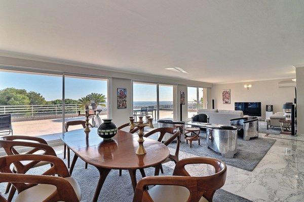 LE CANNET - Annonce Appartement à vendre4 pièces - 157 m²