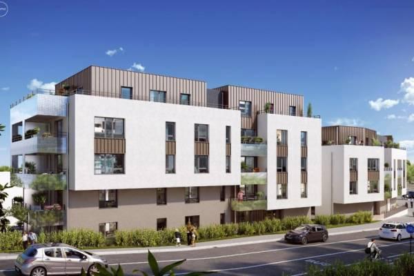 ILLKIRCH GRAFFENSTADEN - Annonce Appartement à vendre4 pièces - 84 m²