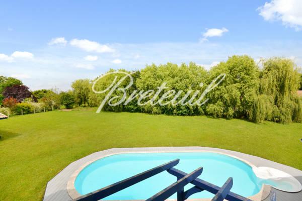 BIDART - Advertisement House for sale6 rooms - 316 m²