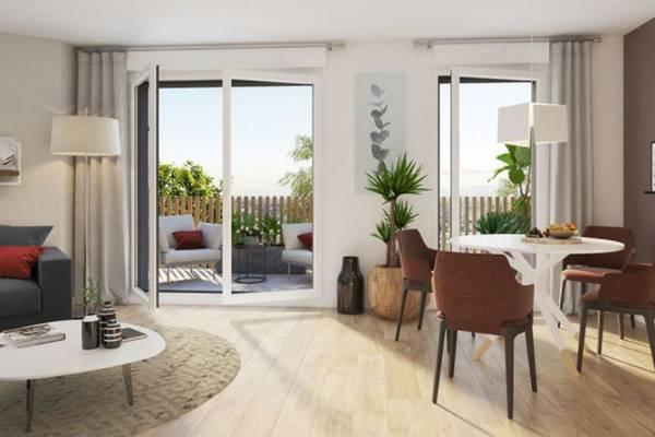 LA ROCHELLE - Annonce Appartement à vendre3 pièces - 69 m²