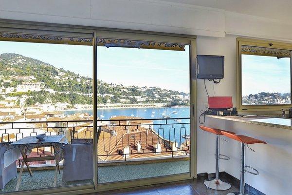 VILLEFRANCHE-SUR-MER - Annonce Appartement à vendre2 pièces - 39 m²