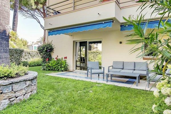 CAP D'ANTIBES - Annonce Appartement à vendre4 pièces - 84 m²
