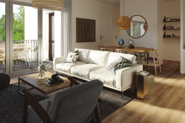 LA ROCHELLE - Annonce Appartement à vendre3 pièces - 73 m²