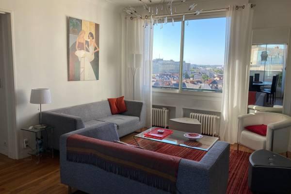 NANTES - Annonce Appartement à louer5 pièces - 85 m²