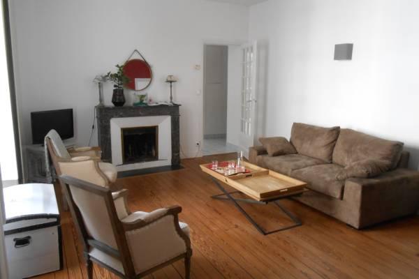 NANTES - Annonce Appartement à vendre4 pièces - 89 m²