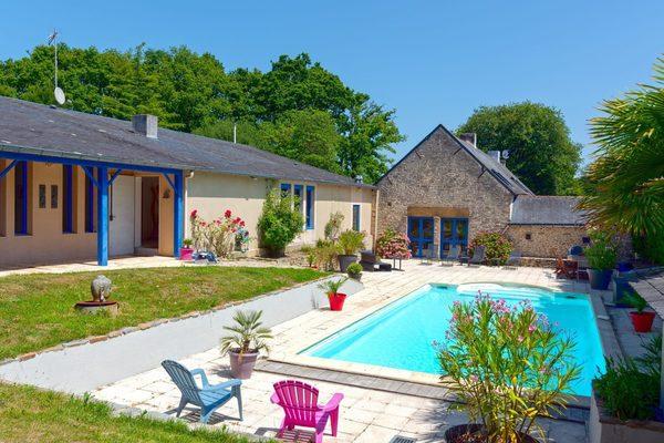 ST MOLF - Annonce Maison à vendre10 pièces - 340 m²