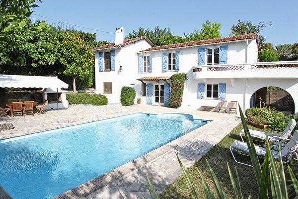 CAGNES-SUR-MER - Annonce Maison à vendre5 pièces - 110 m²