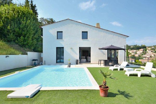 LA COLLE-SUR-LOUP - Annonce Maison à vendre7 pièces - 202 m²