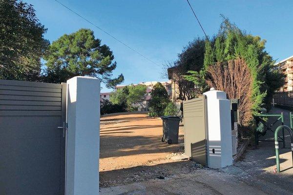 LE CANNET - Annonce terrain à vendre - 518 m²