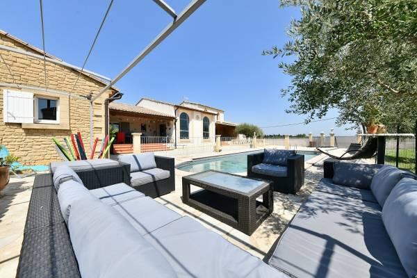 UZÈS - Annonce Maison à vendre7 pièces - 264 m²