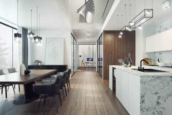 LE PLESSIS ROBINSON - Annonce Appartement à vendre5 pièces - 105 m²