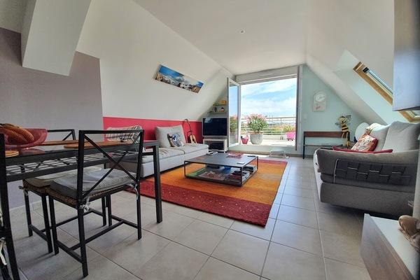 PORNICHET - Annonce Appartement à vendre3 pièces - 86 m²