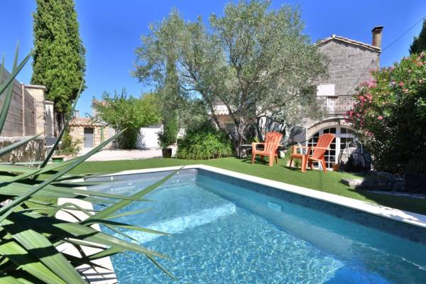 UZÈS - Annonce Maison à vendre6 pièces - 125 m²