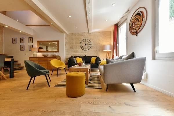 UZÈS - Annonce Appartement à vendre5 pièces - 120 m²