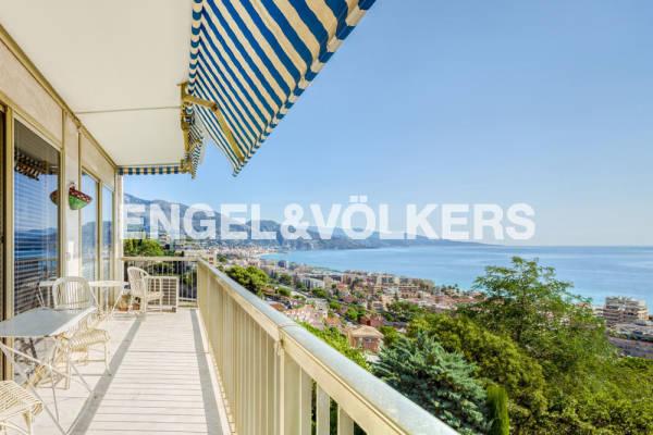 ROQUEBRUNE-CAP-MARTIN - Annonce Appartement à vendre3 pièces - 92 m²