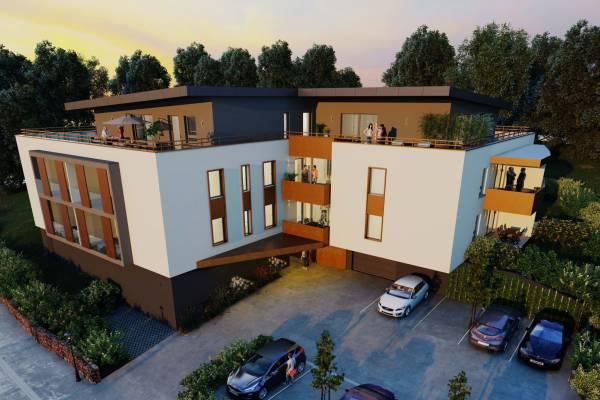 WOLXHEIM - Annonce Appartement à vendre3 pièces - 71 m²