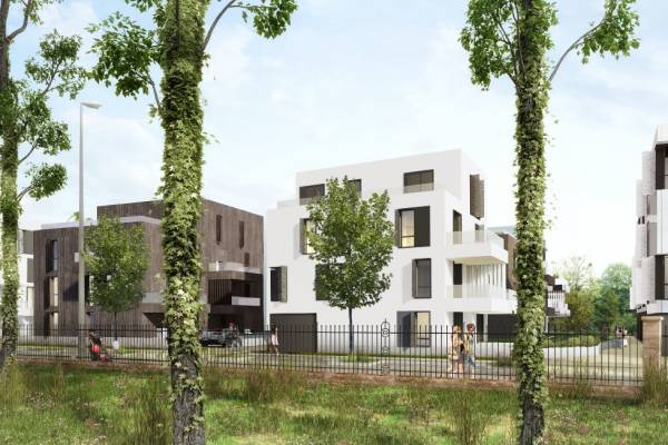 STRASBOURG - Annonce Appartement à vendre4 pièces - 90 m²