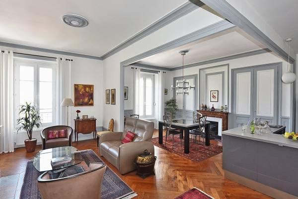 LYON 6EME - Annonce Appartement à vendre5 pièces - 107 m²