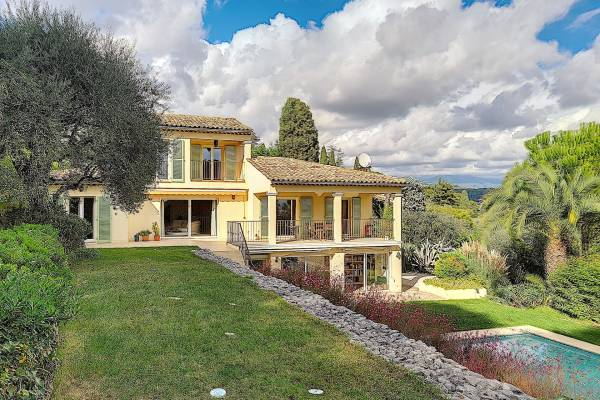 MOUGINS - Advertisement House for sale7 rooms - 240 m²