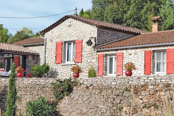ANDUZE - Annonce Maison à vendre5 pièces - 140 m²