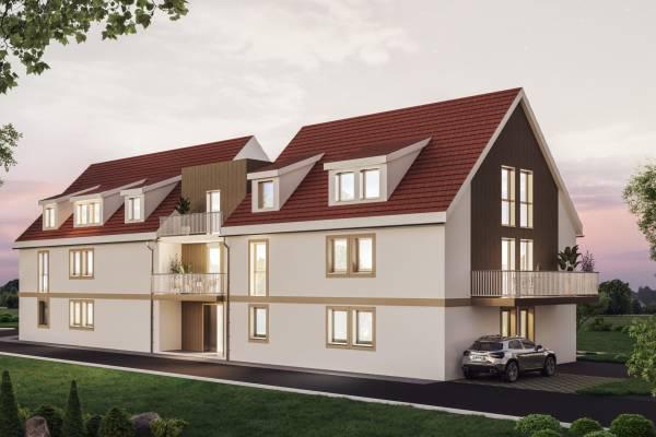 LINGOLSHEIM - Annonce Appartement à vendre4 pièces - 79 m²