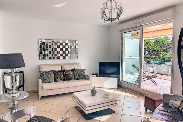 ANTIBES - Annonce Appartement à vendre3 pièces - 80 m²