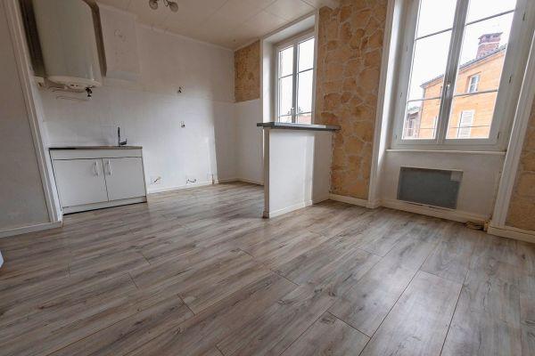 CHESSY - Annonce Appartement à vendre3 pièces - 54 m²