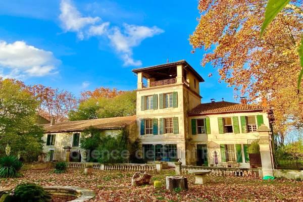 ST-RÉMY-DE-PROVENCE - Annonce Maison à vendre23 pièces - 700 m²