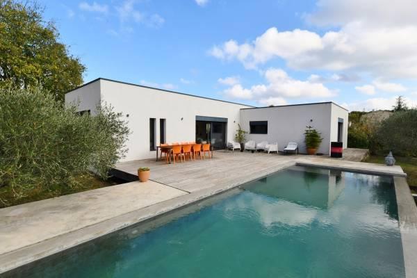 UZÈS - Annonce Maison à vendre6 pièces - 144 m²