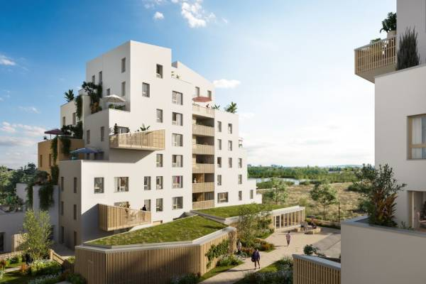 OSTWALD - Annonce Appartement à vendre4 pièces - 80 m²