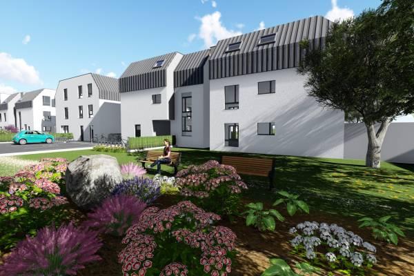 OSTWALD - Annonce Appartement à vendre2 pièces - 47 m²