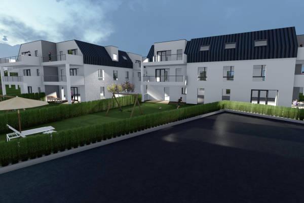 OSTWALD - Annonce Appartement à vendre3 pièces - 65 m²