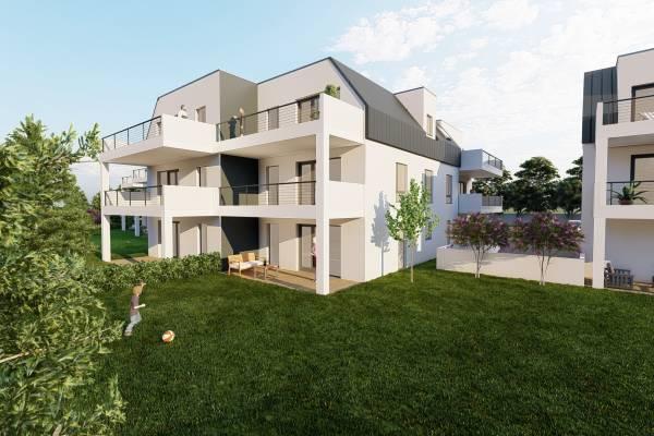OSTWALD - Annonce Appartement à vendre4 pièces - 76 m²
