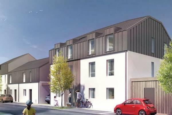 TRELAZE - Annonce Maison à vendre3 pièces - 66 m²
