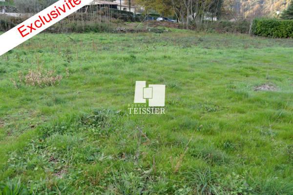 LES VANS - Annonce terrain à vendre1575 m²