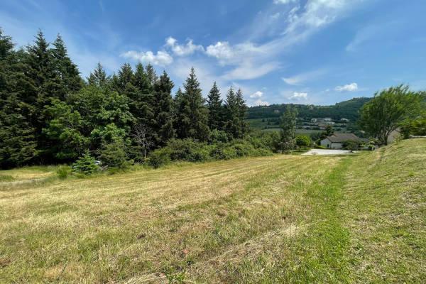 SATILLIEU - Annonce terrain à vendre900 m²