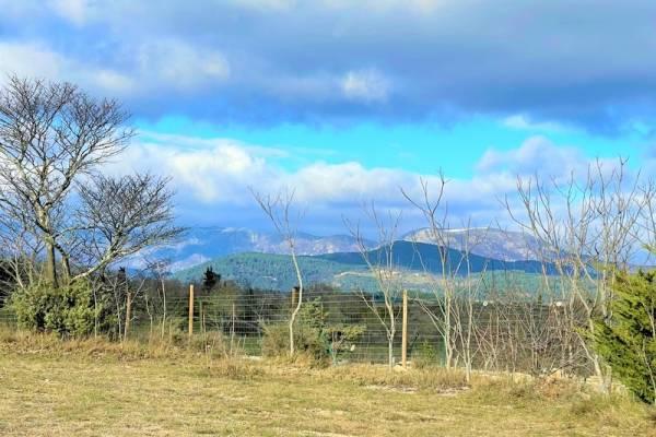 LABLACHERE - Annonce terrain à vendre1800 m²
