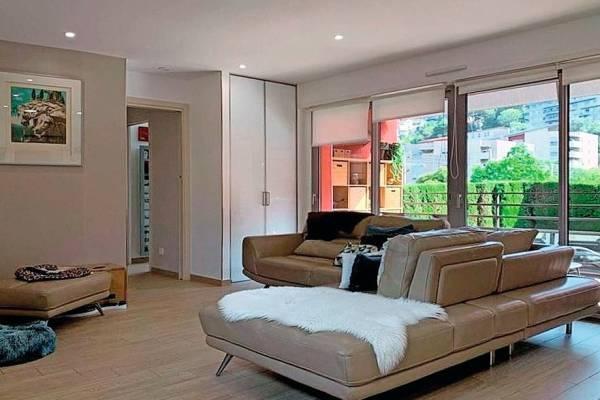 ROQUEBRUNE-CAP-MARTIN - Annonce Appartement à vendre3 pièces - 74 m²