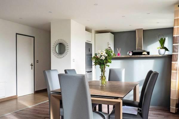 VILLEFRANCHE-SUR-SAÔNE - Annonce Appartement à vendre2 pièces - 60 m²