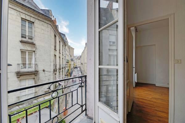 NANTES - Annonce Appartement à vendre3 pièces - 53 m²
