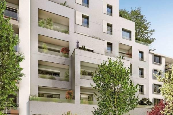 LYON 5EME - Annonce Appartement à vendre3 pièces - 66 m²