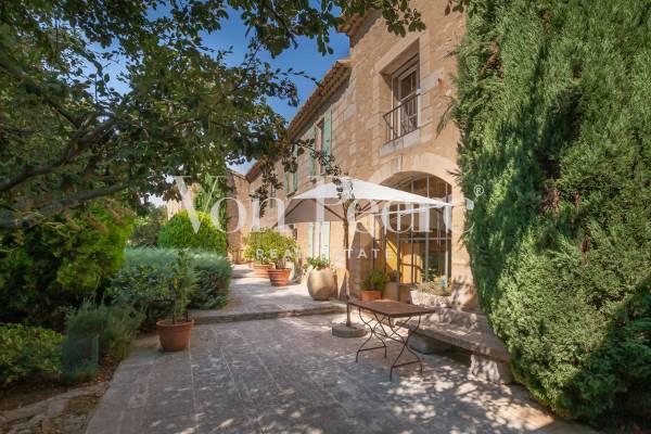 ST-RÉMY-DE-PROVENCE - Annonce Maison à vendre14 pièces - 735 m²