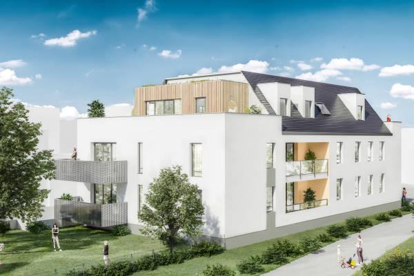 LINGOLSHEIM - Annonce Appartement à vendre3 pièces - 72 m²