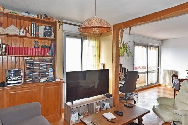 VILLEURBANNE - Annonce Appartement à vendre5 pièces - 116 m²
