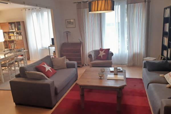 NANTES - Annonce Appartement à vendre3 pièces - 77 m²