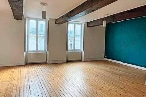 NANTES - Annonce Appartement à vendre4 pièces - 120 m²